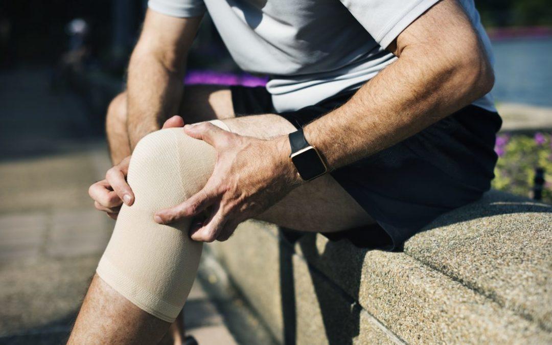 Slidgigt i knæ eller hofte